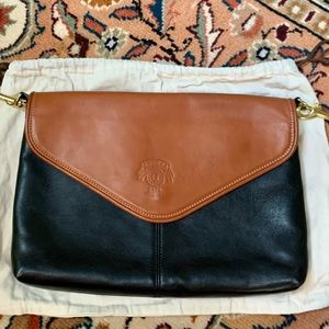 GHURKA leather crossbody